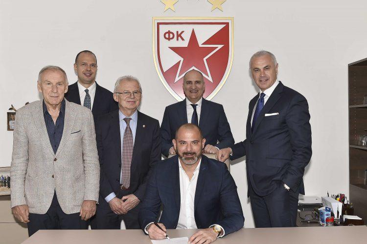 Dejan Stanković potpisao novi ugovor sa Crvenom zvezdom