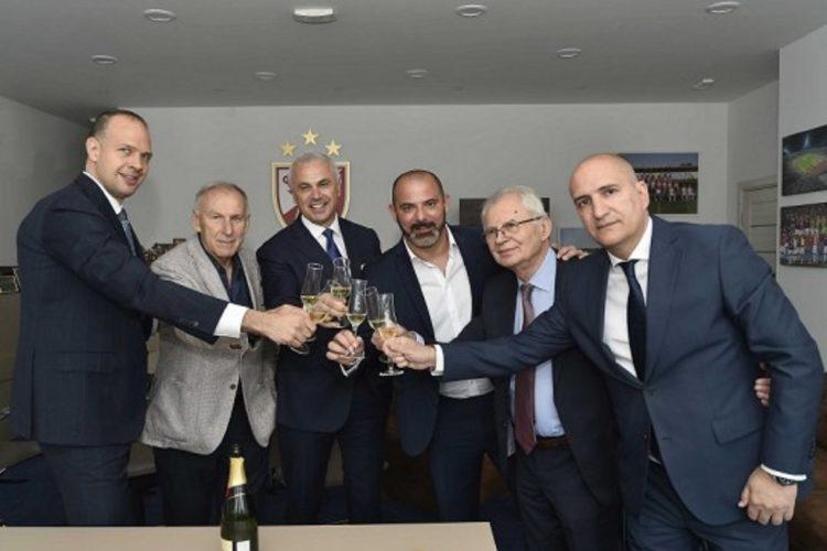 Terzić o produžetku ugovora sa Stankovićem izjava