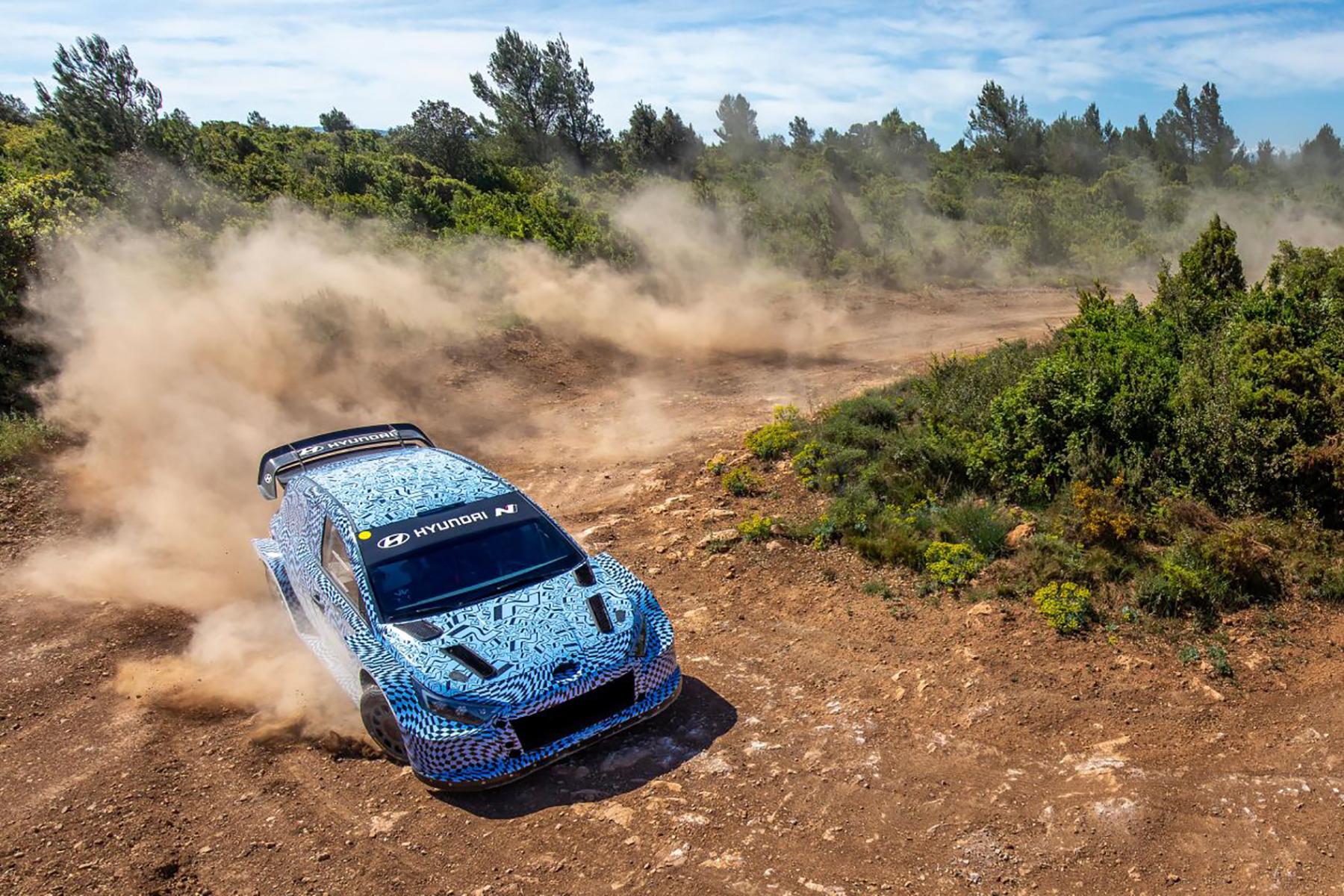WRC, Hyundai