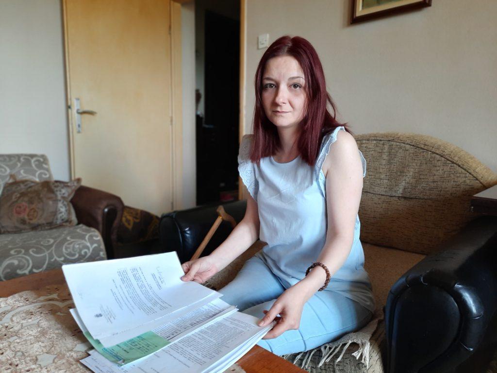 Kragujevac, Olivera Mitrić, samohrana majka, kazna zatvora, zatvor 60 dana
