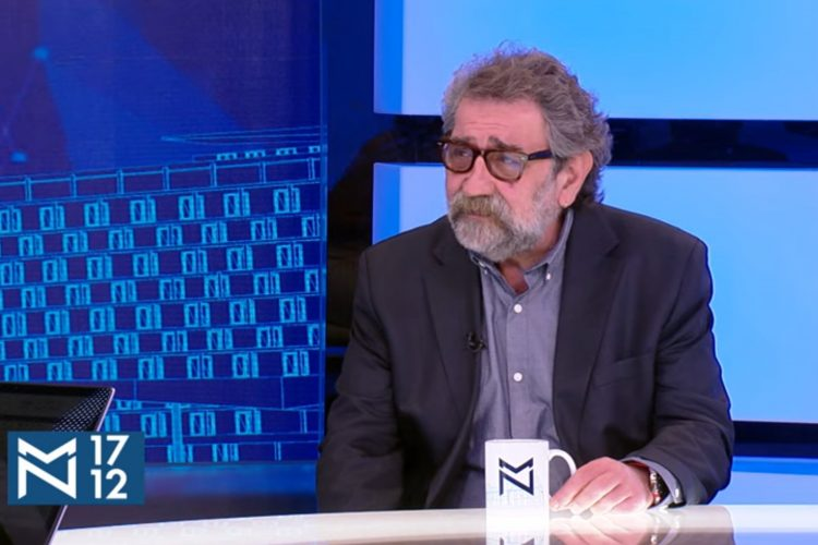 Zoran Sekulić, Fonet, emisija Među nama, Medju nama