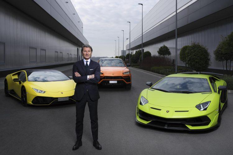 električni lambo, Lamborghini