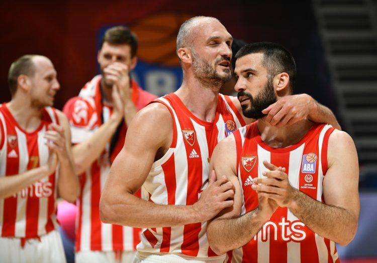 Marko Simonović I Branko Lazić, KK Crvena zvezda