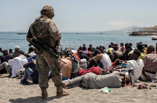 Španija migranti,