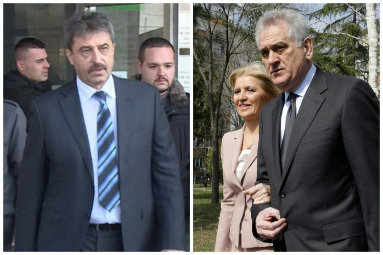 Cvetan Vasilev, Toma Nikolić i Dragica Nikolić kombo