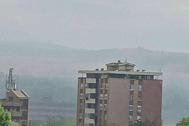 Zagađenje vazduha u Boru, Bor, vazduh
