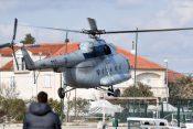 Hrvatska, helikopter, kfor, nato
