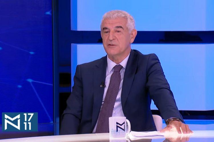 Borivoje Borović, emisija Među nama, Medju nama