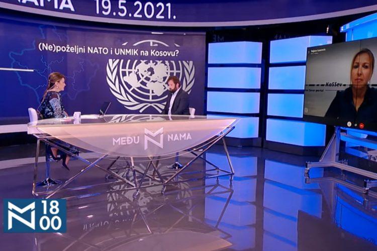 Idro Seferi, Tatjana Lazarević emisija Među nama, Medju nama