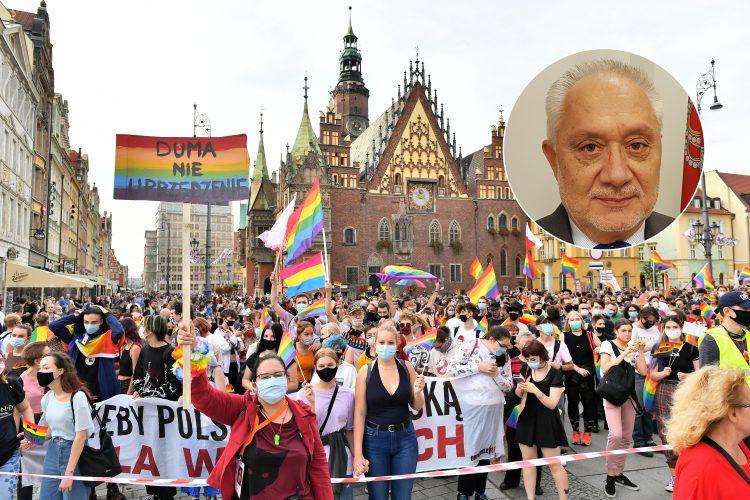 Poljska, lgbt, parada ponosa, Nikola Zurovac