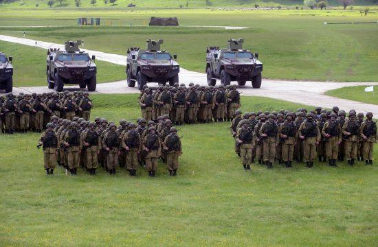 Vojska Srbije, Rusija, zajednička obuka, specijalna jedinica