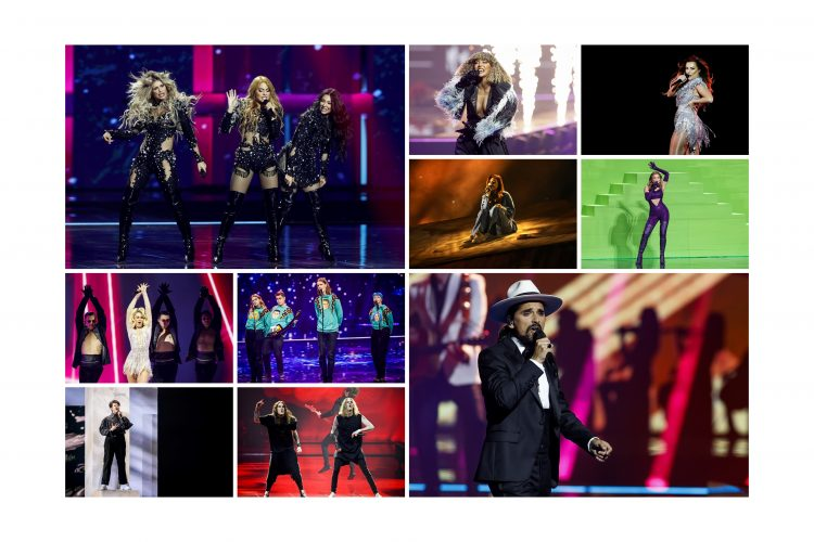 Srbija, San Marino, Albanija, Bugarska, Grčka, Moldavija, Island, Švajcarska, Finska, Portugal, Evrovizija, finalisti, Finale