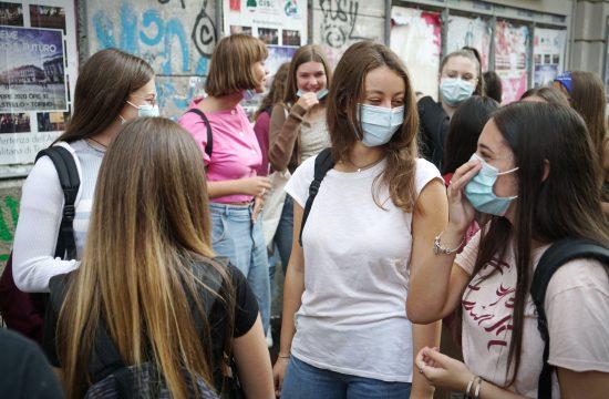 vakcinacija korona tinejdžeri