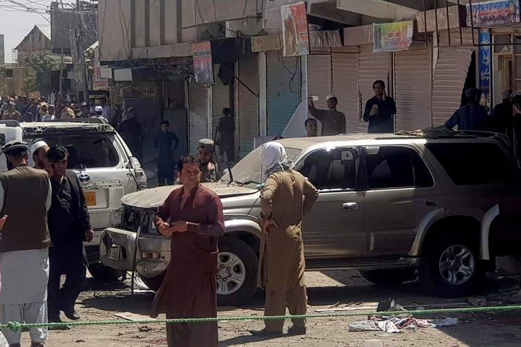 Pakistan, bomba