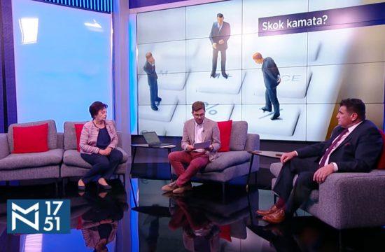 Radojka Nikolić, Branko Živanović, emisija Među nama, Medju nama