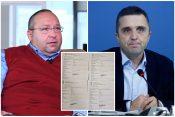 Vladimir Vuletić, Dragan J. Vučićević, dokument, katastar