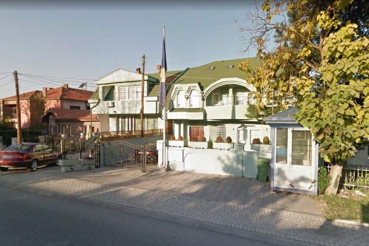 Kosovska ambasada Skoplje