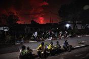 Kongo: Proradio vulkan Nijaragongo