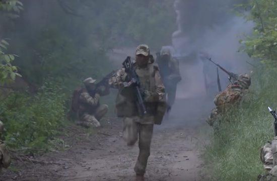 Ruski komandosi