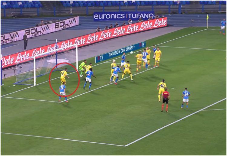 Darko Lazović, FK Napoli, Verona
