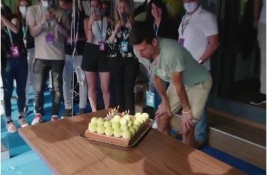 Novak Đoković rođendan