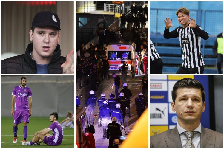 Betona hala, Danilo Vučić, Takuma Asano, Fk Javor, Marko Pantelić