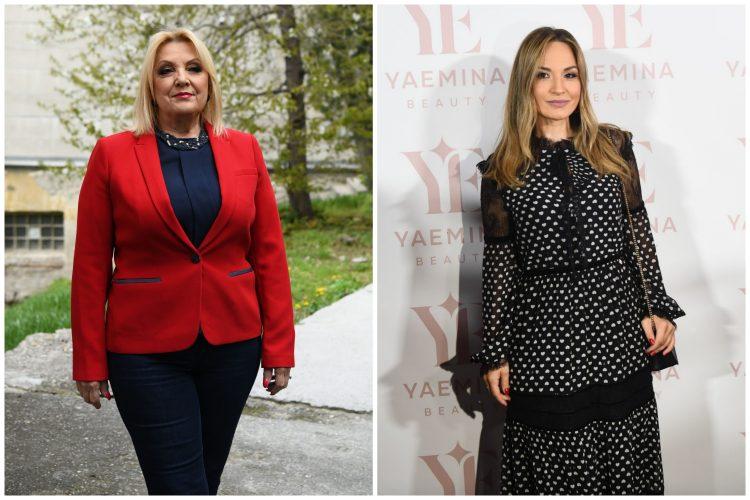 Snežana Đurišić, Snežana Djurišić, Jelena Tomašević