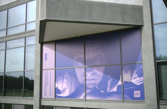 Goranka Matić, zatvaranje, izložba fotografija