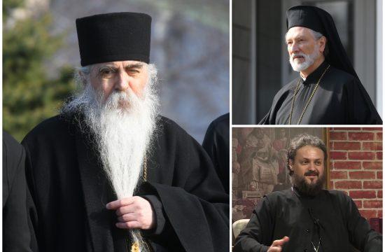 Irinej Bulović, Maksim Vasiljević, Irinej Dobrijević