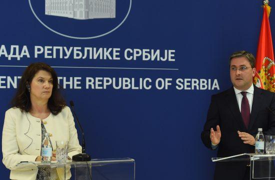 An Linde i Nikola Selaković