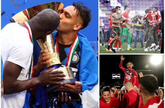 Inter, Atletiko, Lil, fudbal, pehar