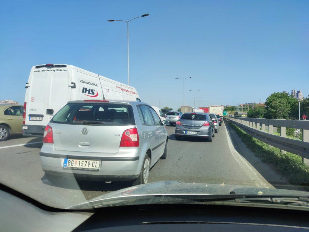 Saobraćajna gužva