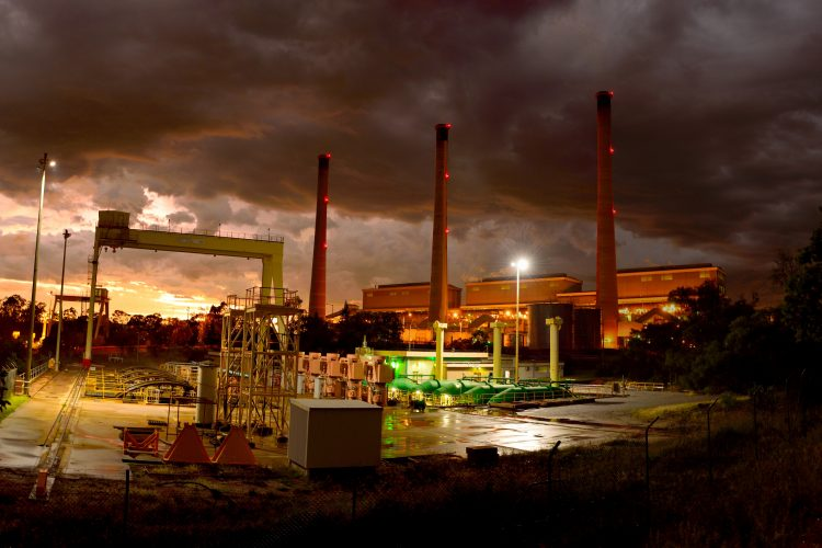 Kvinslend elektrana