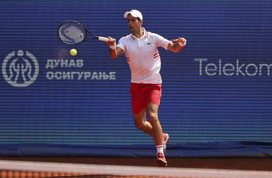 Novak Đoković Serbia Open Beograd ATP
