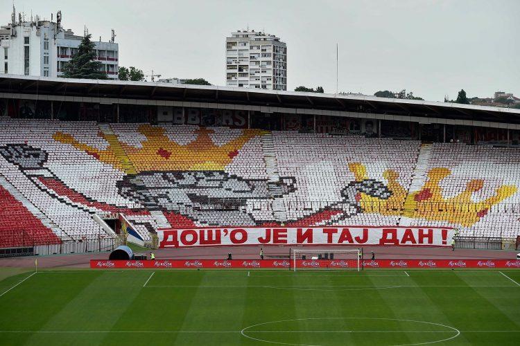 Koreografija finale kup Zvezda Partizan