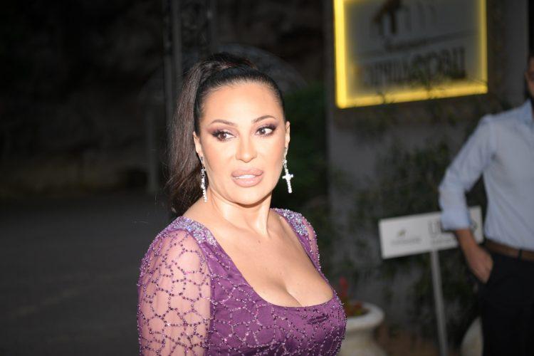 Svetlana Ražnatović, Ceca Ražnatović, rodjendan, Anastasija