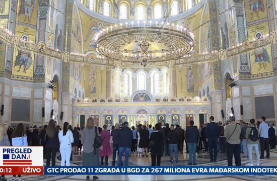 Sabor, Nov patrijarh, važne odluke, prilog, emisija Pregled dana