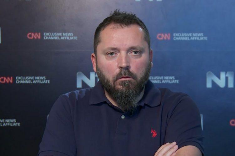 Novinar i kolumnista iz Banjaluke Dragan Bursać primio je pretnje smrću putem društvenih mreža