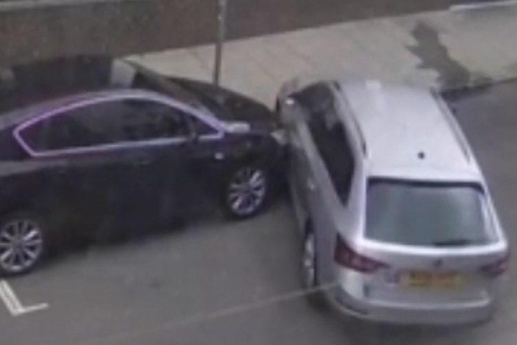 Smešno parkiranje