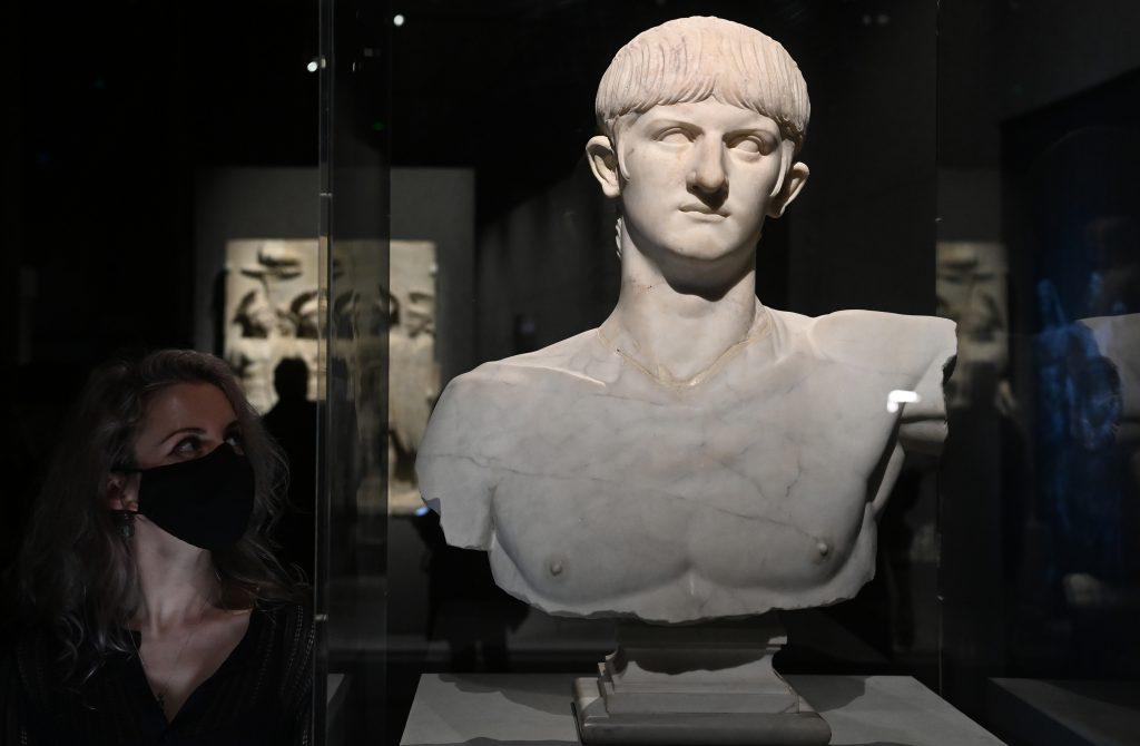 Neron, izložba, Britanski muzej