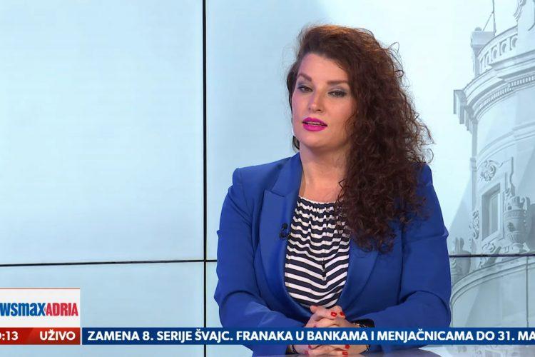 Marija Đorić, Marija Djorić, institut za političke studije, gost, emisija Pregled dana