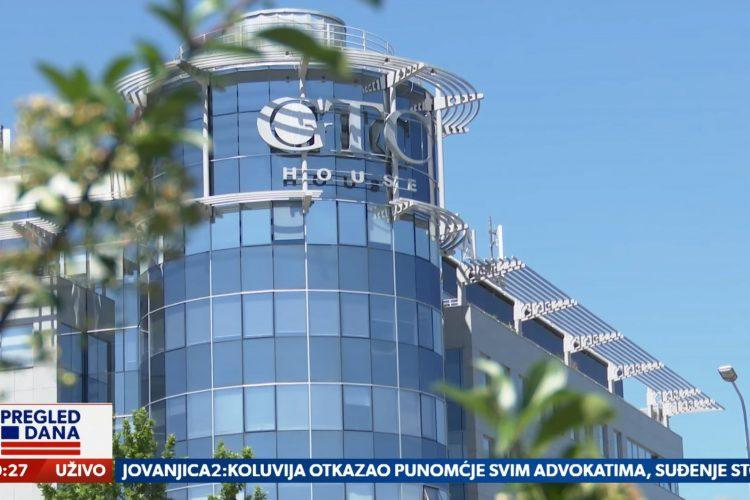 GTC, Zašto GTC ide iz Srbije, prilog, emisija Pregled dana