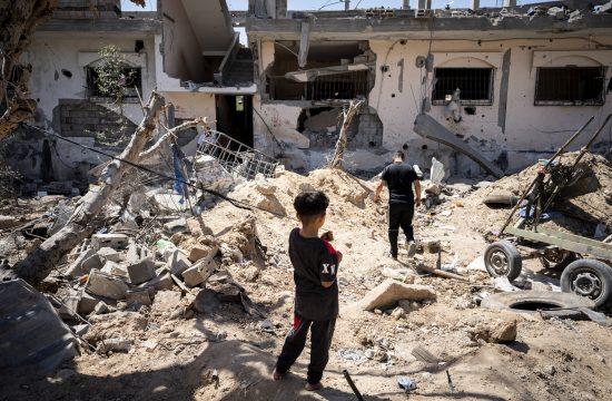 Gaza, Izrael