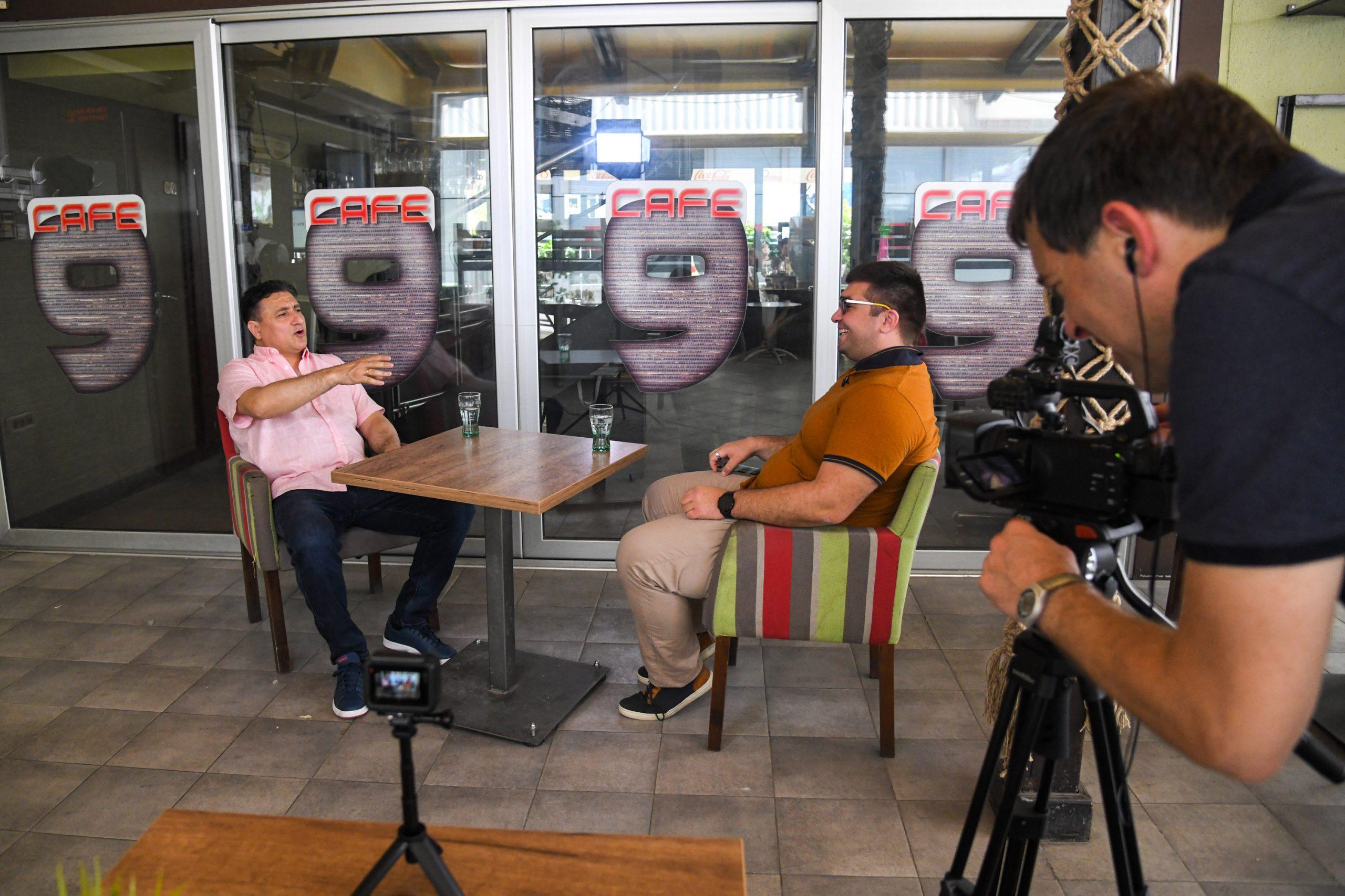 Skoplje, Darko Pančev, bivši fudbaler, intervju