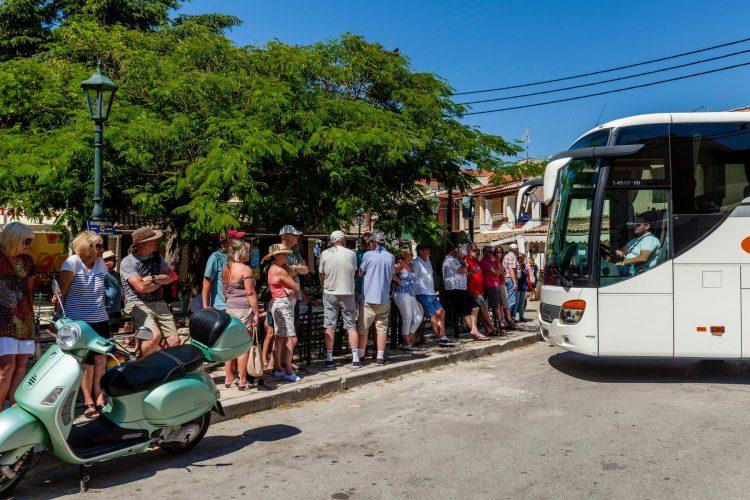 Grčka autobusom