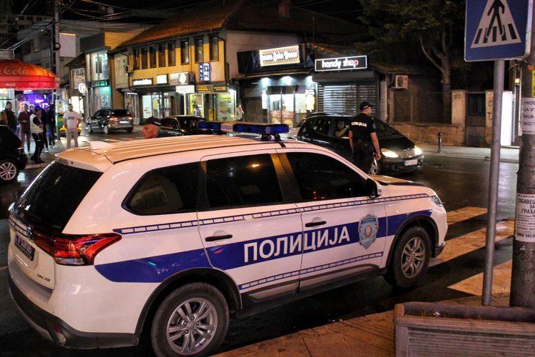 Novi Pazar policija
