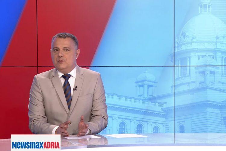 Pregled dana, Goran Dimitrijević, 27.5.2021.