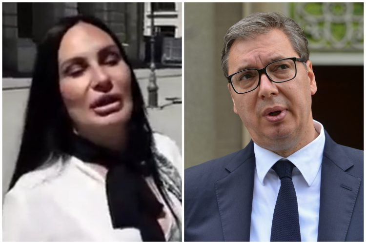Staša Stojanović, SNS, Aleksandar Vučić