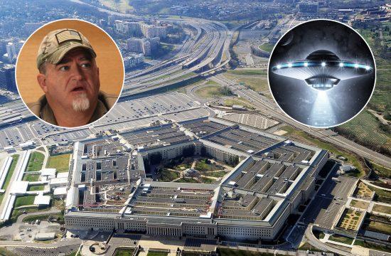 Pentagon, Luis Elizondo, NLO, UFO, leteći tanjir, svemirski brod