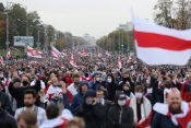 Belorusija, protest